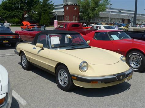 1984 Alfa Romeo Spider  Information And Photos Momentcar
