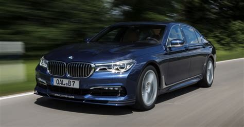 2019 Bmw Alpina B7 Xdrive Review  Cars Auto Express