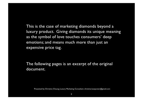 a study on marketing what is the meaning of