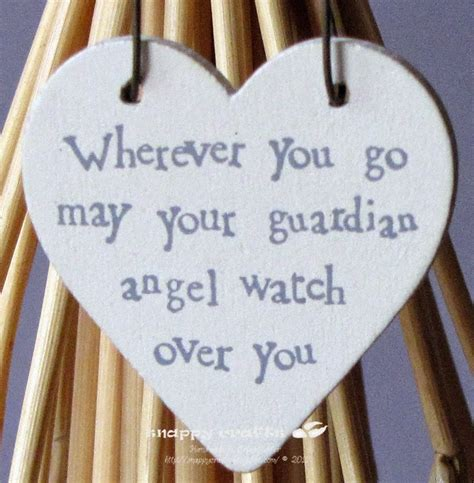 Angel To Watch Over You Quotes