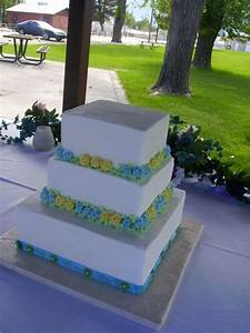 Cake Boss Square Wedding Cakes | Wedding-Cakes