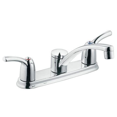 robinet de cuisine moen moen robinet de cuisine 2 poignées adler réno dépôt