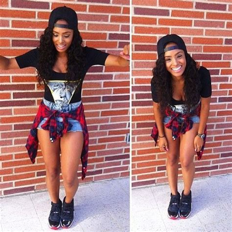 Black Girl Swag Outfits   www.pixshark.com - Images Galleries With A Bite!