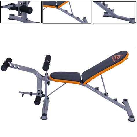 incline decline bench new adjustable 3 position weight bench incline decline