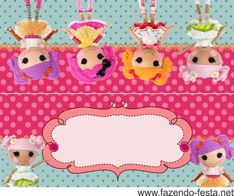 The Gallery For Lalaloopsy Logo Png