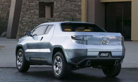 Hybrid Toyota Truck by Toyota Halts Stylish Hybrid