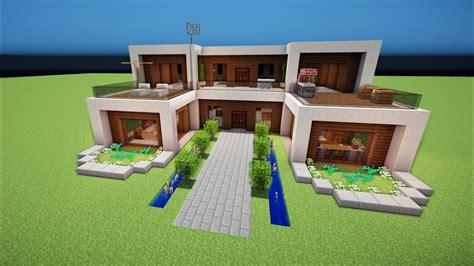 Modernes Haus Minecraft Jannis Gerzen by Minecraft Modernes Haus Bauen Tutorial Haus 101