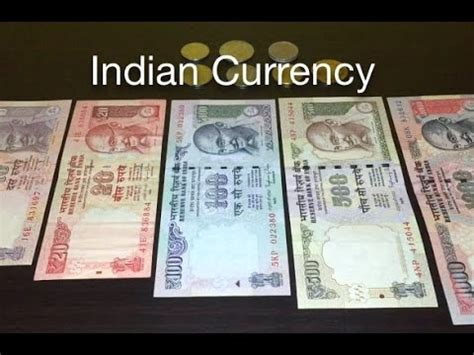 Indian Currency Youtube
