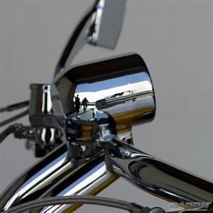 3 U0026quot  Bullet Tachometer Black Face 1-1  2 U0026quot  Clamp By