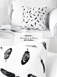 Kissenbezug Selbst Gestalten : so einfach k nnt ihr ein kissen selbst gestalten get crafty kissen basteln und kissen ~ Frokenaadalensverden.com Haus und Dekorationen