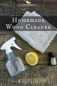homemade wood cleaner it39s wood polish too scratch mommy With homemade organic furniture polish