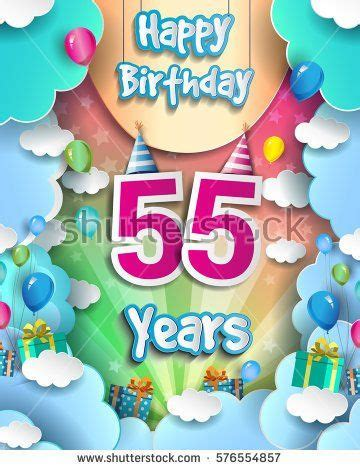 years birthday celebration design  greeting cards