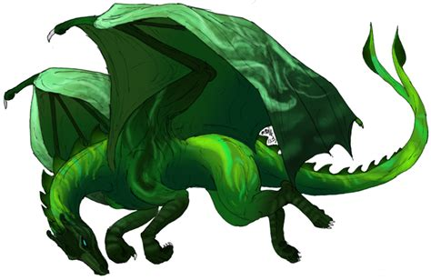 Emerald Dragon Template by Flying Dragon Template By Brbarkham On Deviantart