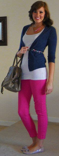 1000+ images about pink skinny jeans outfit on Pinterest | Pink jeans Neon pink jeans and Pink ...