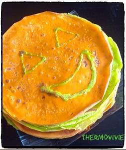 Recette Salée Halloween : crepes d 39 halloween cuisine sal e conomique et savoureuse ~ Voncanada.com Idées de Décoration
