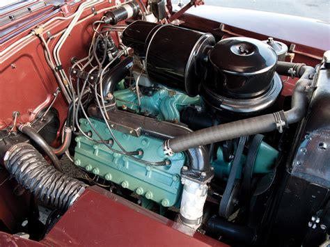 cadillac sixty  convertible retro luxury engine