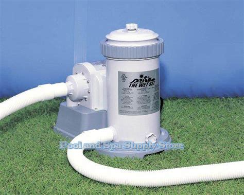 Intex 1500 Gph Above Ground Pool Filter Pump! 56635e