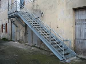 Re D Escalier Exterieur En Kit by Escaliers Exterieur