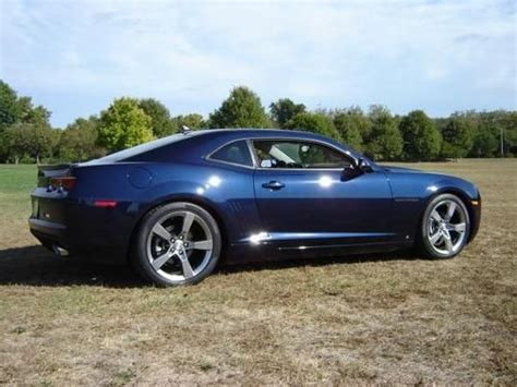2012 Camaro V6 by Purchase Used 2012 Chevy Camaro 2lt V6 Rs Package Metallic