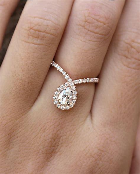 unique dazzling engagement rings womens fashionesia