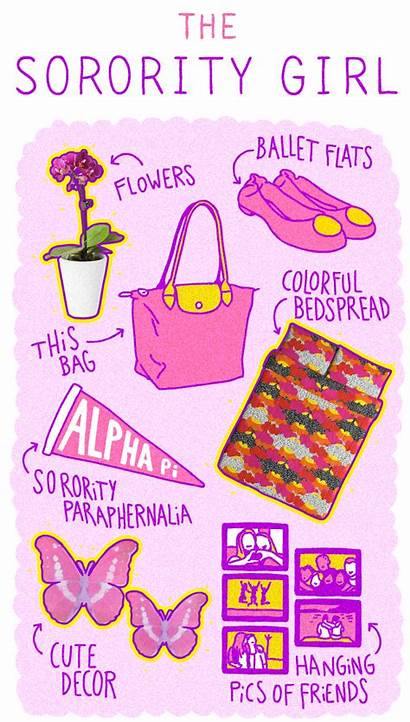 Starter College Student Pack Sorority Packs Buzzfeed