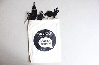 shorties tinyfolk shadow puppets