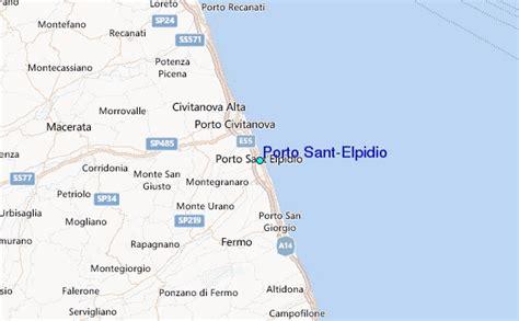 bagni pazzi porto sant elpidio porto sant elpidio tide station location guide