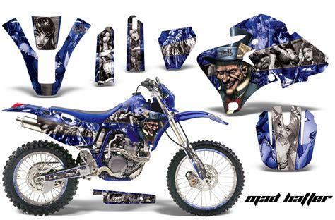 graphics for motocross bikes yamaha wr250 400 426f dirt bike graphic kit 1998 2002