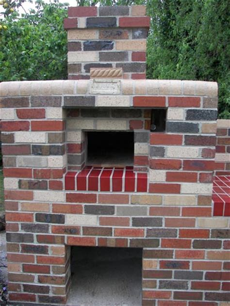 pizza oven  grill combination  outdoor kitchen