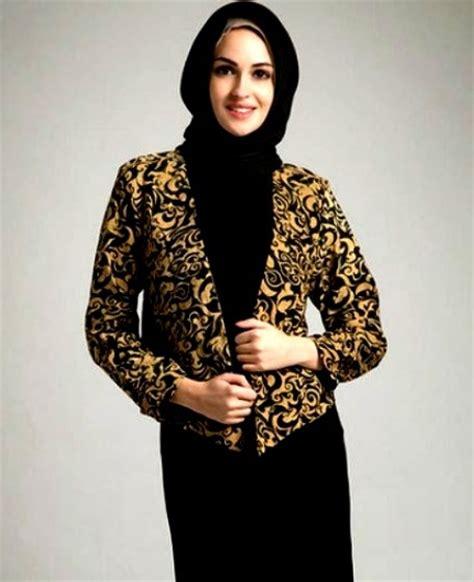 desain model blazer wanita terbaru info tren baju
