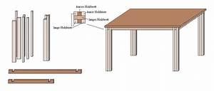 Tischgestell Holz Selber Bauen : tisch selber bauen holz pinterest ~ Watch28wear.com Haus und Dekorationen