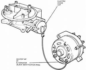 Electric Choke Wiring Diagram Ford F100