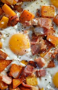 Breakfast Egg and Hash Recipe