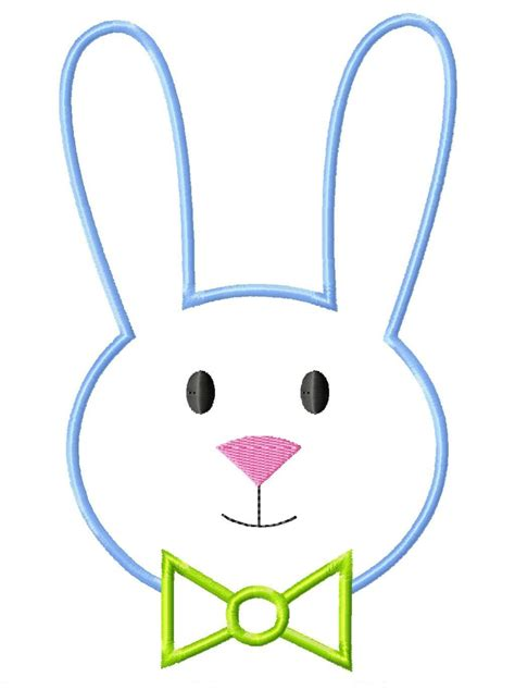 Drawing A Bunny Face Drawing Sketch Picture