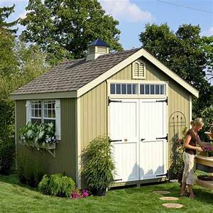 Little, Cottage, 8, X, 10, Ft, Williamsburg, Colonial, Panelized, Garden, Shed