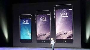 Nouveaute Iphone 6 : les nouveaux iphone 6 et iphone 6 plus sont officiels les nouveaut s et les prix en d tails ~ Medecine-chirurgie-esthetiques.com Avis de Voitures