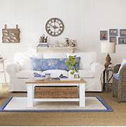 Design Ideas 32 Dreamy Beach And Sea Inspired Kids Room Designs Show 37 Sea And Beach Inspired Living Rooms DigsDigs 14 Great Beach Themed Living Room Ideas Decoholic Coastal Living Room Idea Beach Theme Gray Blue Color Combination