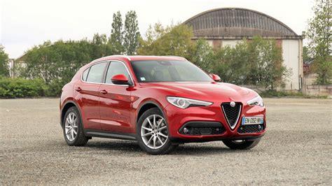 Essai  Alfa Romeo Stelvio 22 180  Le Latin Lover