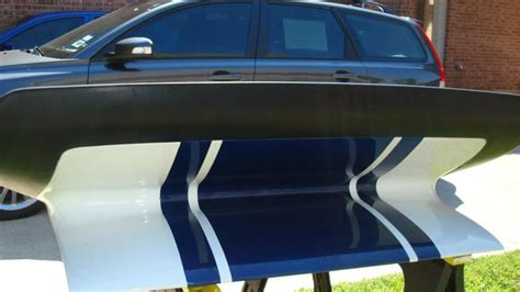 porsche whale tail for sale early whale tail for sale pelican parts technical bbs