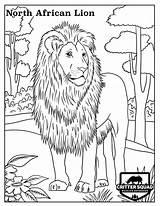 Mammal Crittersquad sketch template
