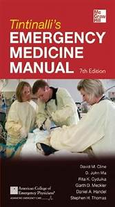 Tintinalli U0026 39 S Emergency Medicine Manual  7 Edition  Repost