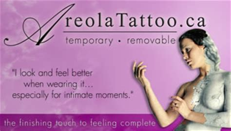 removable areola tattoos buy     finishing