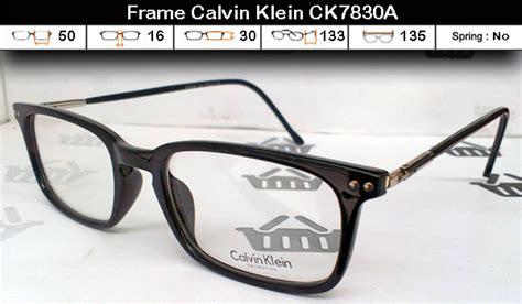 Jual Frame Kacamata Calvin jual frame kacamata calvin klein go in shop
