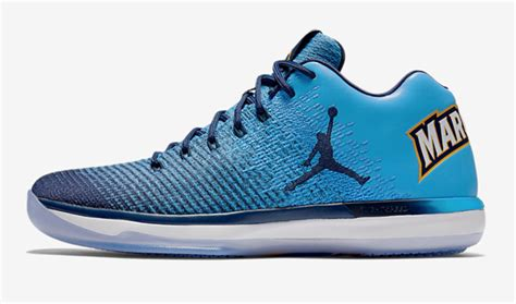 Release Date Air Jordan 31 Low Marquette •