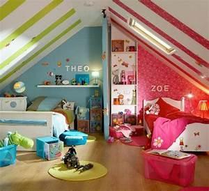 Farben Für Kinderzimmer : 40 farbideen kinderzimmer der zauber der farben ~ Lizthompson.info Haus und Dekorationen