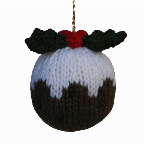11 festive free knitted christmas ornaments