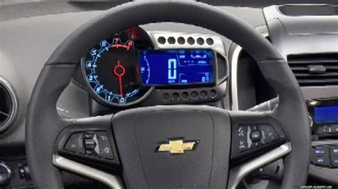 chevy aveo interior revealed autoguidecom news