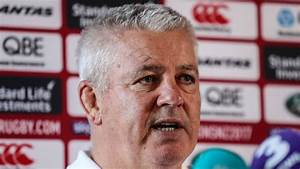 Press Conference: Haskell's experience key for Gatland ...