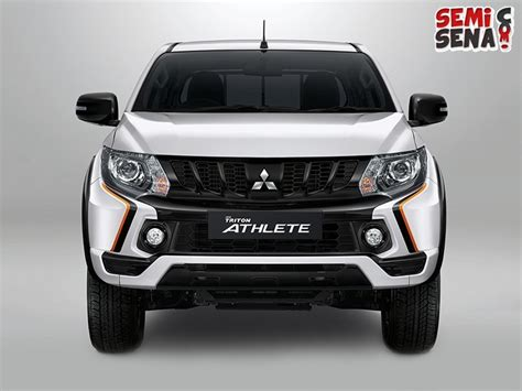 Gambar Mobil Mitsubishi Triton by Harga Mitsubishi Triton Athlete Review Spesifikasi
