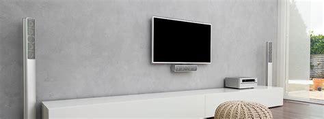 Tv An Der Wand by Fernseher An Der Wand Fernseher An Der Wand Und Receiver